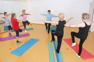 pilates con mayores